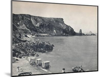 'Torquay - Anstey's Cove', 1895-Unknown-Mounted Photographic Print