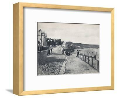 'Filey - The Spa', 1895-Unknown-Framed Photographic Print
