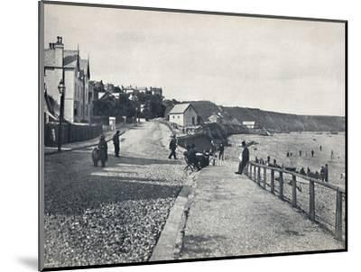 'Filey - The Spa', 1895-Unknown-Mounted Photographic Print
