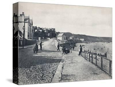 'Filey - The Spa', 1895-Unknown-Stretched Canvas Print