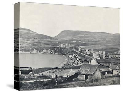 'Port Erin - Panoramic View of the Town and Its Vicinity', 1895-Unknown-Stretched Canvas Print