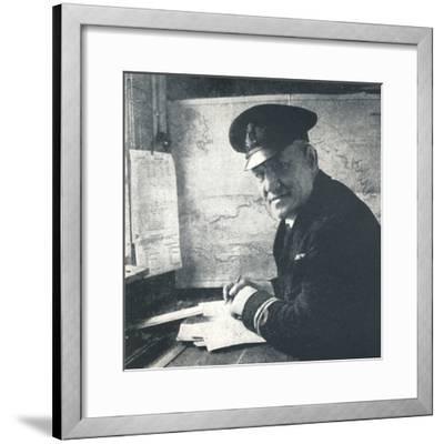 'Lieutenant', 1941-Cecil Beaton-Framed Photographic Print
