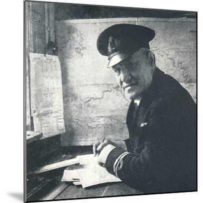'Lieutenant', 1941-Cecil Beaton-Mounted Photographic Print