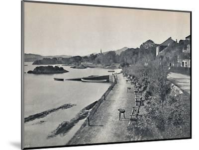 'Glengarriff - The Esplanade', 1895-Unknown-Mounted Photographic Print
