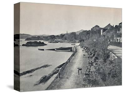 'Glengarriff - The Esplanade', 1895-Unknown-Stretched Canvas Print