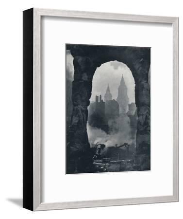 'Apocalypse', 1941-Cecil Beaton-Framed Photographic Print