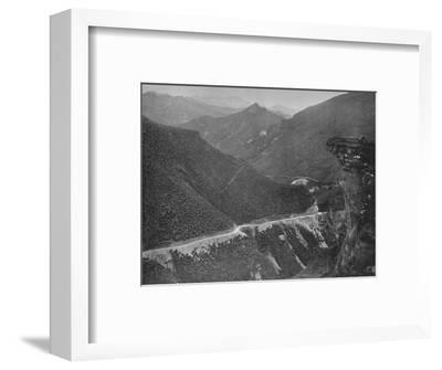 'The Skipper's Road', 19th century-Unknown-Framed Photographic Print