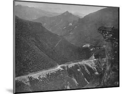 'The Skipper's Road', 19th century-Unknown-Mounted Photographic Print