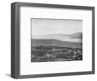'The Golden Gate', 19th century-Unknown-Framed Photographic Print