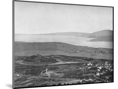 'The Golden Gate', 19th century-Unknown-Mounted Photographic Print