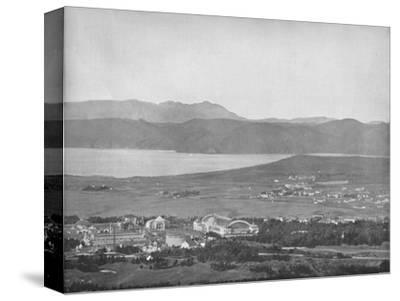 'The Golden Gate', 19th century-Unknown-Stretched Canvas Print