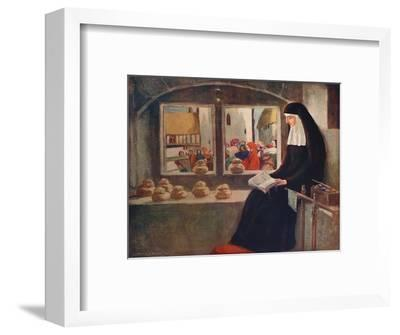 'Mother Julian', 1912-Unknown-Framed Giclee Print