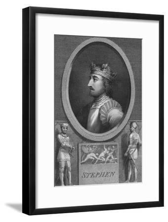 'Stephen', 1788-Unknown-Framed Giclee Print