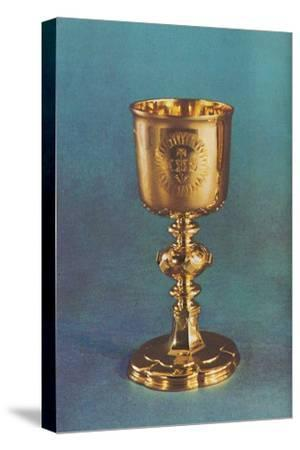'Chalice, 1664', 1953-Unknown-Stretched Canvas Print