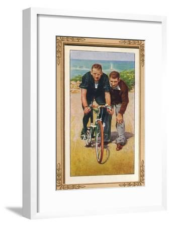 'Road Records: S.H. Ferris', 1939-Unknown-Framed Giclee Print