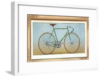 'Path Racing Bicycle', 1939-Unknown-Framed Giclee Print