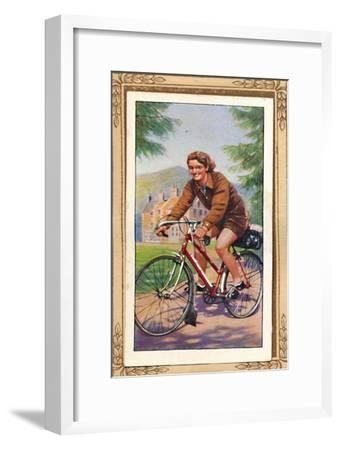 'Touring Position', 1939-Unknown-Framed Giclee Print