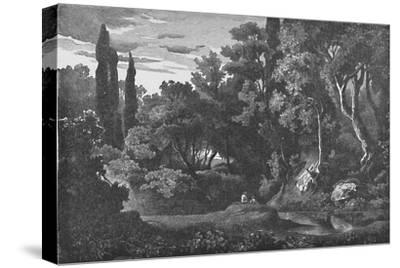 'In the Wilds', 1883-Unknown-Stretched Canvas Print