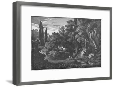 'In the Wilds', 1883-Unknown-Framed Giclee Print