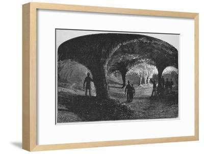 'The Church', 1883-Unknown-Framed Giclee Print