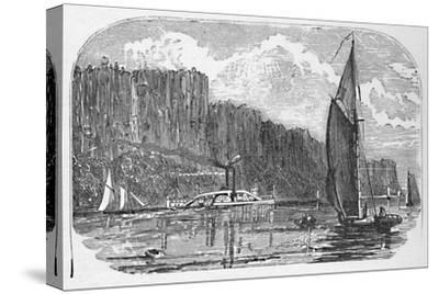 'The Palisades', 1883-Unknown-Stretched Canvas Print