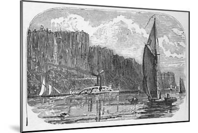'The Palisades', 1883-Unknown-Mounted Giclee Print