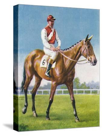 Royal Danieli, Jockey: D. Moore', 1939-Unknown-Stretched Canvas Print