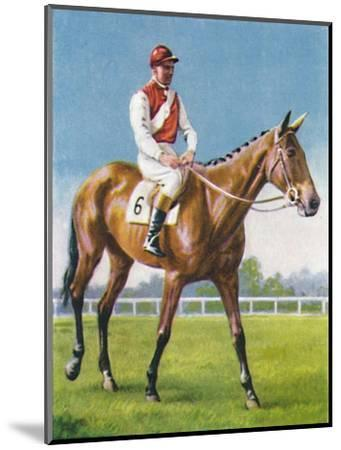 Royal Danieli, Jockey: D. Moore', 1939-Unknown-Mounted Giclee Print