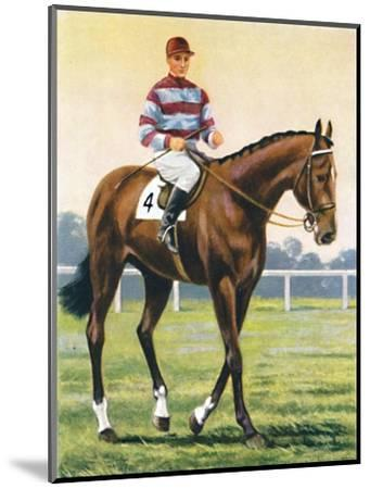 Couvert, Jockey: C. Richards', 1939-Unknown-Mounted Giclee Print
