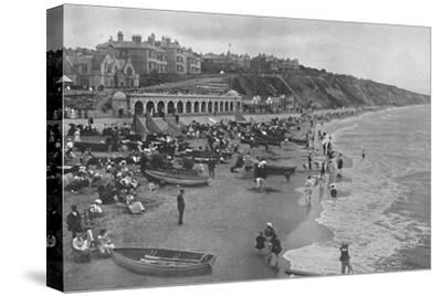 'The East Sands', c1910-Unknown-Stretched Canvas Print
