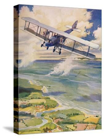 'The Beauty of Flight', 1927-Unknown-Stretched Canvas Print
