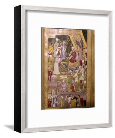 Alexander the Great of Macedon-Unknown-Framed Giclee Print