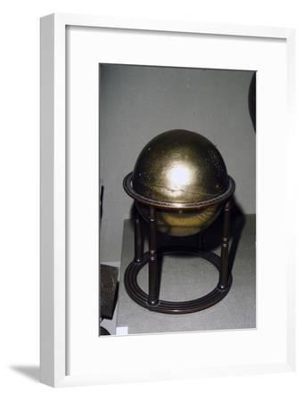 Celestial Sphere Baghdad, 1145-Unknown-Framed Giclee Print