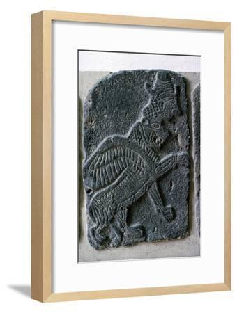 Hittie relief, Tel Halaf, 6100 BC - 5100 BC-Unknown-Framed Giclee Print