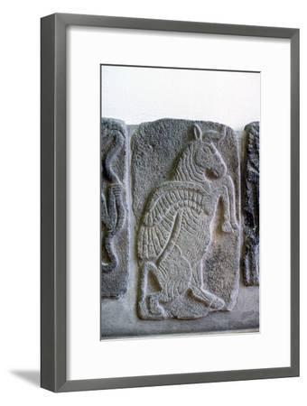 Hittie relief, Tel Halaf, 6100 BC - 5100 BC-Unknown-Framed Giclee Print