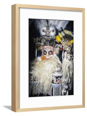 Oruro Mask, Bolivia-Unknown-Framed Giclee Print