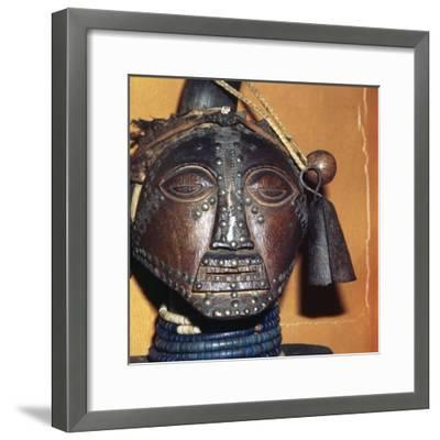 African Mask-Unknown-Framed Giclee Print