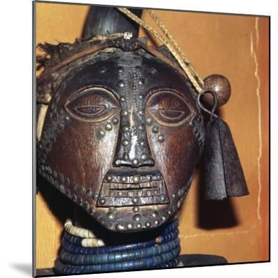 African Mask-Unknown-Mounted Giclee Print