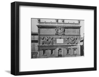 'Avignon - Old Hotel of the Mint', c1925-Unknown-Framed Photographic Print