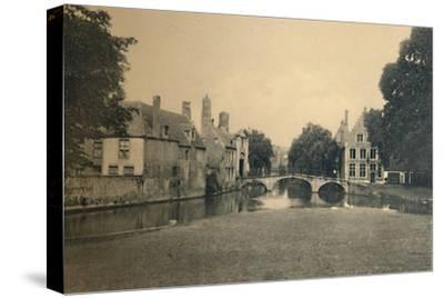 'Beguin's Convent', c1910-Unknown-Stretched Canvas Print