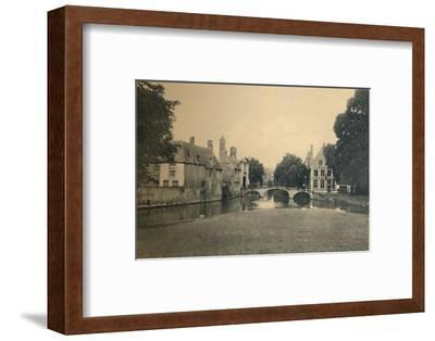 'Beguin's Convent', c1910-Unknown-Framed Photographic Print