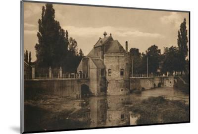 'Porte Maréchale', c1928-Unknown-Mounted Photographic Print