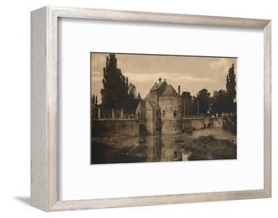 'Porte Maréchale', c1928-Unknown-Framed Photographic Print