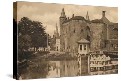 'Porte de Gand', c1928-Unknown-Stretched Canvas Print