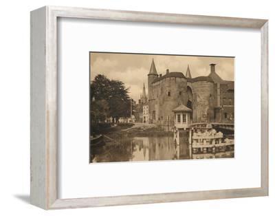'Porte de Gand', c1928-Unknown-Framed Photographic Print