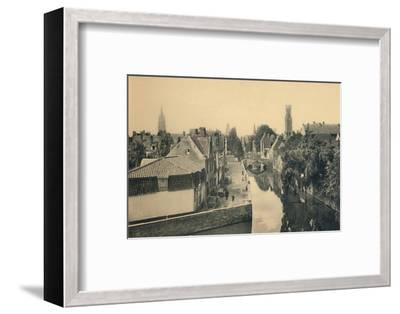 'General view of the Green Quay', c1910-Unknown-Framed Photographic Print