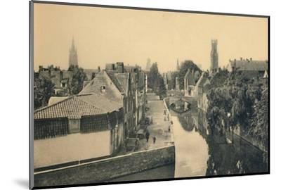 'General view of the Green Quay', c1910-Unknown-Mounted Photographic Print
