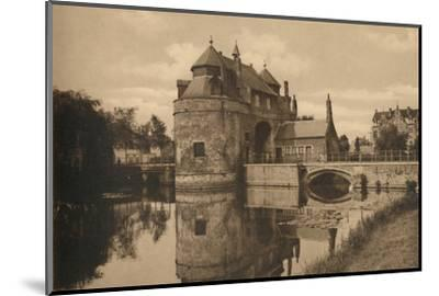 'Porte d'Ostende', c1928-Unknown-Mounted Photographic Print