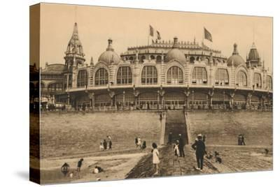 'The Kursaal', c1928-Unknown-Stretched Canvas Print