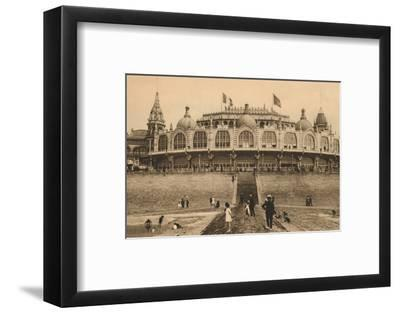 'The Kursaal', c1928-Unknown-Framed Photographic Print